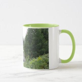 Garganta de Agawa, Ontário, caneca de café da