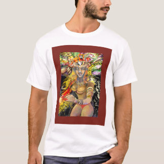 ** Garota faz Carnaval ** Camisetas