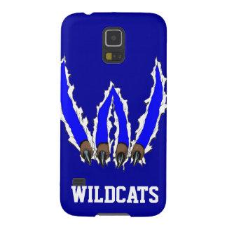 Garra dos Wildcats que rasga-se com o design Capas Par Galaxy S5