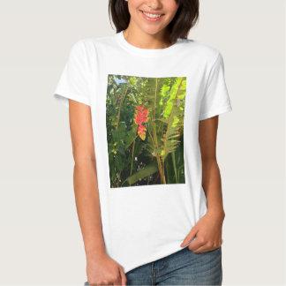Garra havaiana da lagosta do estilo das maravilhas camisetas