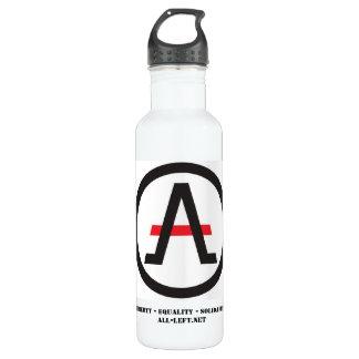 Garrafa Alliance do libertário à esquerda da hidratação