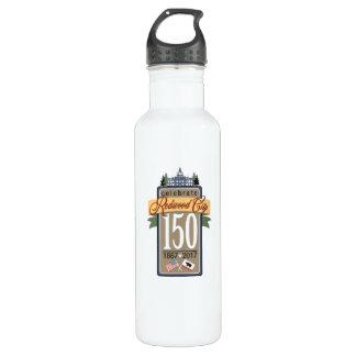 Garrafa Aniversário de Redwood City 150th