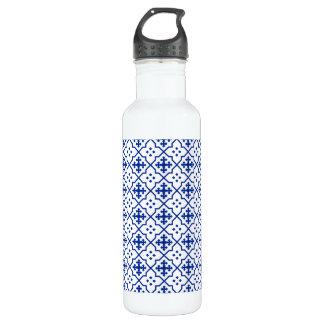 Garrafa Azul marroquino