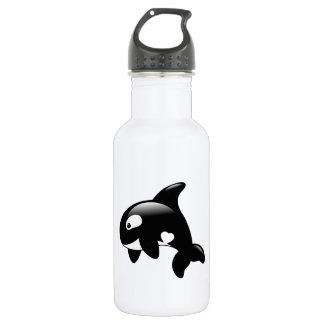 Garrafa Baleia da orca