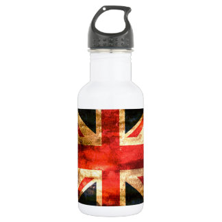 Garrafa Bandeira britânica clássica