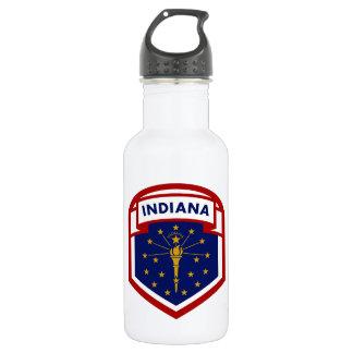 Garrafa Bandeira do estado de Indiana