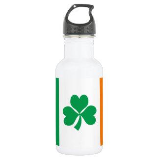 Garrafa Bandeira do trevo de Ireland