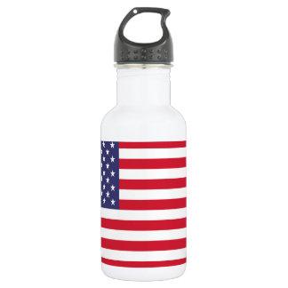 Garrafa Bandeira nacional dos Estados Unidos da América