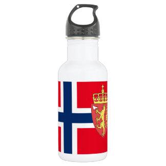 Garrafa Bandeira norueguesa