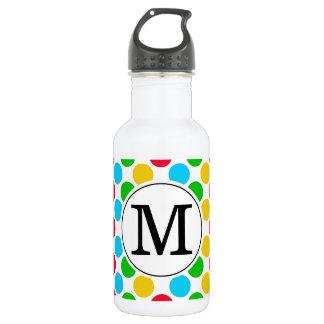 Garrafa Bebida Monogrammed feita sob encomenda do golfe do
