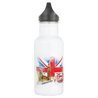 Garrafa Caixa de água de Londres Big Ben
