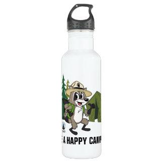 Garrafa Campout americano do rick | da guarda florestal