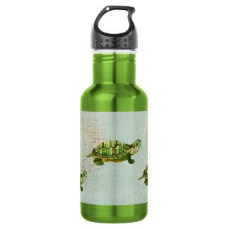 Garrafa da liberdade da tartaruga do jade