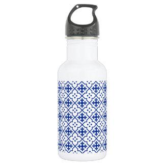 Garrafa D'água Azul marroquino