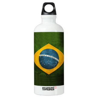 Garrafa D'água Bandeira de Brasil