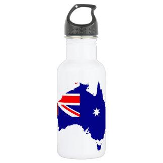 Garrafa D'água Bandeira de país australiana