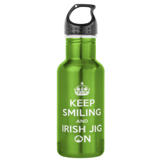 Garrafa D'água Dançarino irlandês