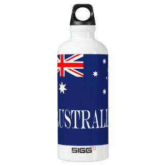 Garrafa D'água De Alumínio Bandeira de Austrália