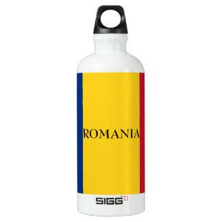 Garrafa D'água De Alumínio Bandeira de Romania