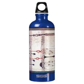 Garrafa D'água De Alumínio Cajal