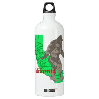 Garrafa D'água De Alumínio Califórnia bigfoot