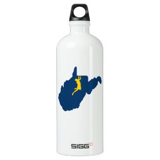 Garrafa D'água De Alumínio Escalada de West Virginia