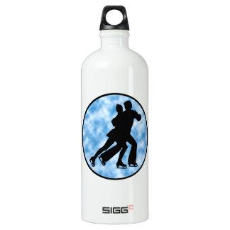 Garrafa D'água De Alumínio Skate do casal