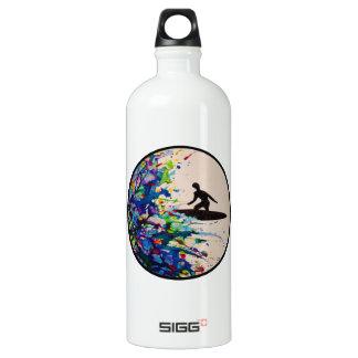 Garrafa D'água Explosão do surf