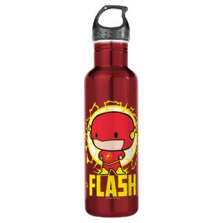 Garrafa D'água Flash de Chibi com eletricidade