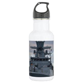 Garrafa D'água Korvette Bransvique ancorada em Plymouth