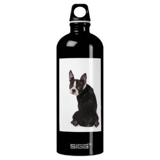 Garrafa D'água Liberdade de Boston Terrier