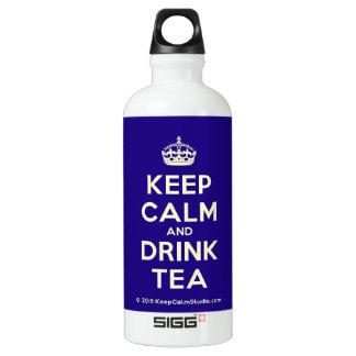 Garrafa D'água Mantenha chá calmo e da bebida
