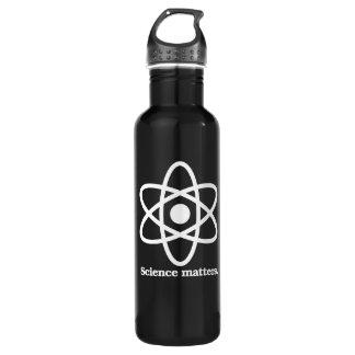 Garrafa D'água Matérias da ciência - símbolo da ciência - -
