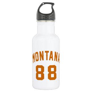Garrafa D'água Montana 88 designs do aniversário