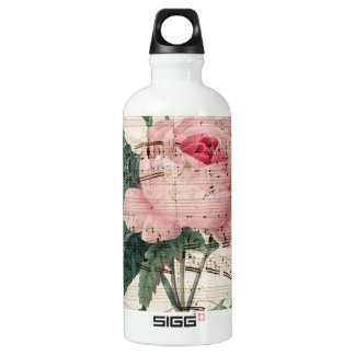 Garrafa D'água musicc dos rosas