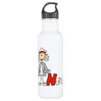 Garrafa D'água N é para a enfermeira