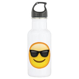 Garrafa D'água Óculos de sol - Emoji