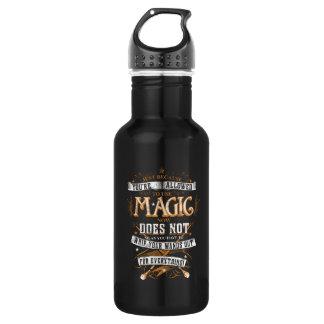 Garrafa D'água Período | de Harry Potter apenas porque T é