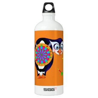 Garrafa D'água Pinguim do dardo pelos Feliz Juul Empresa