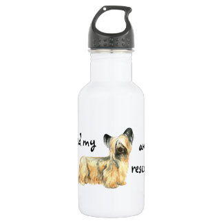 Garrafa D'água Salvamento Skye Terrier