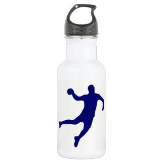 Garrafa D'água Silhueta do handball