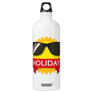 Garrafa D'água Sol legal dos sunglass