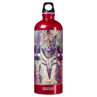 Garrafa D'água Tigre do hipster - arte do tigre - tigre do