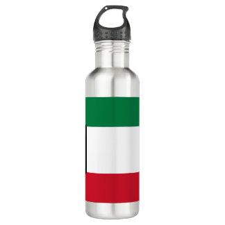 Garrafa De Aço Inoxidável Bandeira de Kuwait