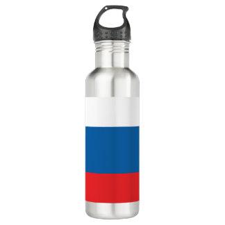 Garrafa De Aço Inoxidável Bandeira de Slovenia