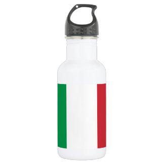 Garrafa De Aço Inoxidável Bandeira nacional do mundo de Italia