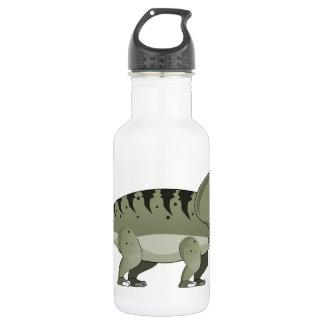 Garrafa De Aço Inoxidável Dinossauro