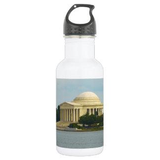 Garrafa De Aço Inoxidável Memorial de Jefferson no Washington DC