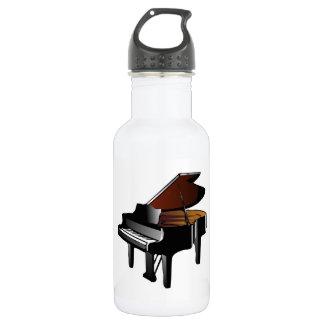 Garrafa De Aço Inoxidável Piano