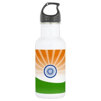 """Garrafa De Aço Inoxidável Sol """"indiano"""""""